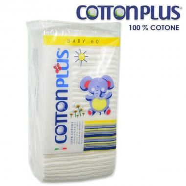 Cotton plus baby 60 100 % cotone ipoallergenico