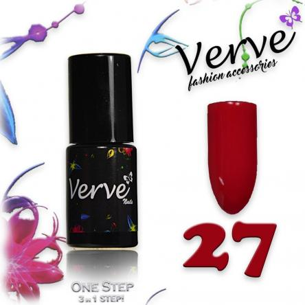 Verve nails smalto 6 ml one step 3 in 1 n. 27