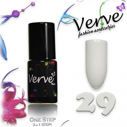 Verve nails smalto 6 ml one step 3 in 1 n. 29