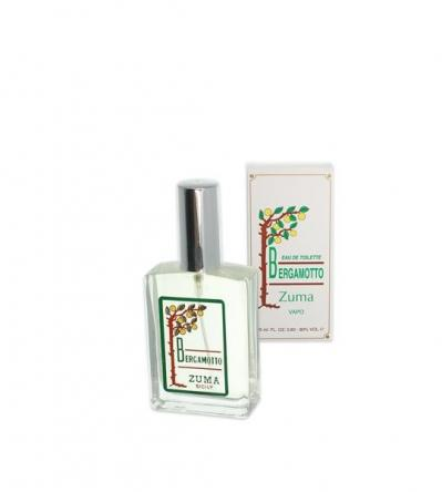 Bergamotto zuma edt 50 ml vapo