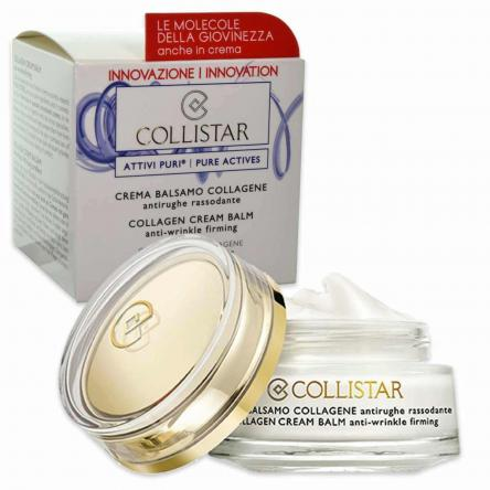 Collistar crema balsamo collagene anti rughe rassodante 50 ml