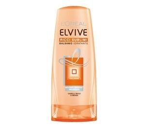 Elvive balsamo 200 ml ricci sublimi