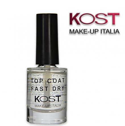 Smalto curativo top coat fast dry kost
