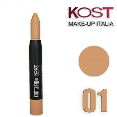 Correttore contour kost 01 highlighter
