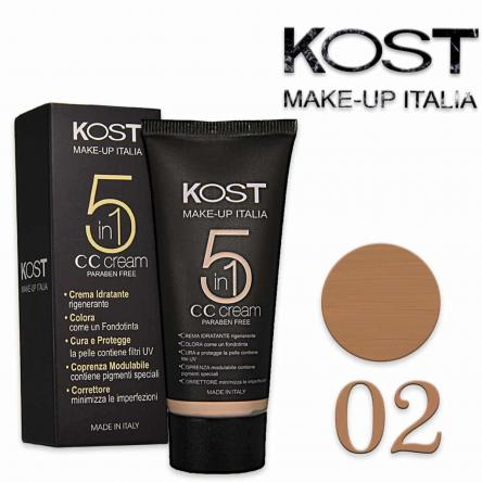 Cc cream 5 in 1 kost02
