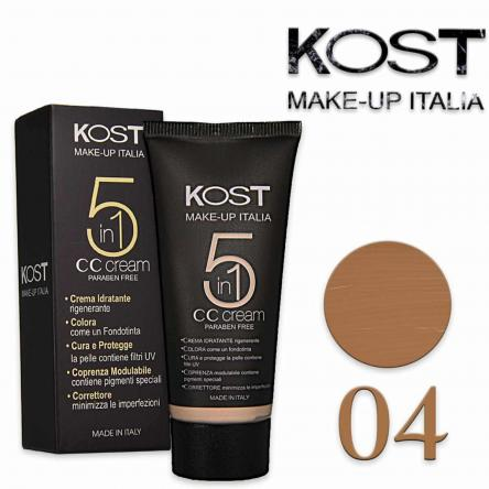 Cc cream 5 in 1 kost04