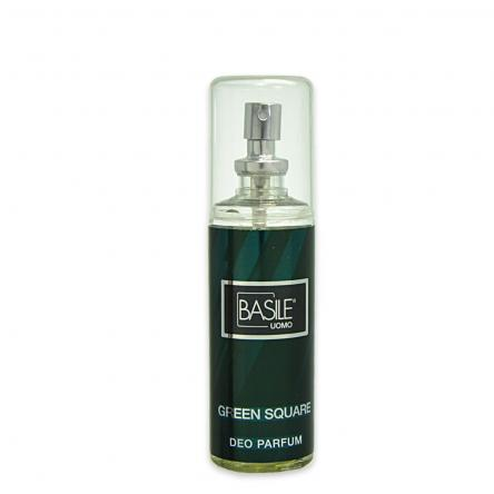 Basile deo 100 ml uomo green square