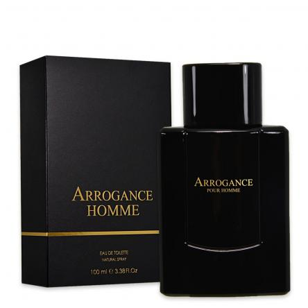 Arrogance homme edt 100 ml vapo