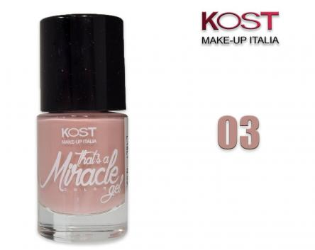 Smalto that's miracle gel 03 kost rosa cipria