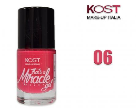 Smalto that's miracle gel 06 kost fucsia
