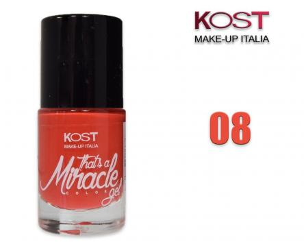 Smalto that's miracle gel 08 kost coral