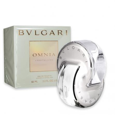 Bulgari omnia crystalline edt 65ml donna