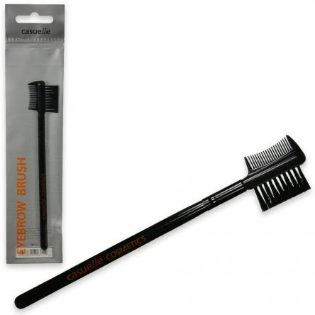 Casuelle eyebrow brush setole in  taklon