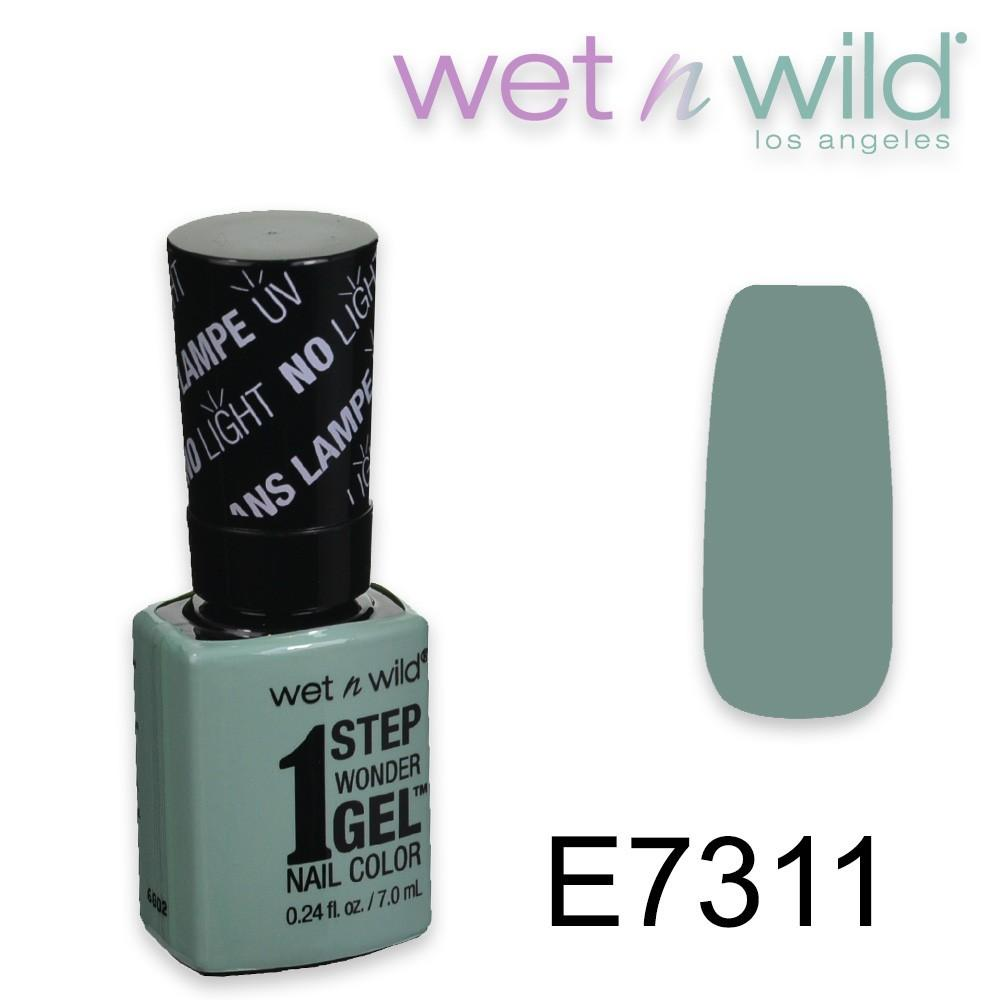 Wet n wild one step wonder gel nail color