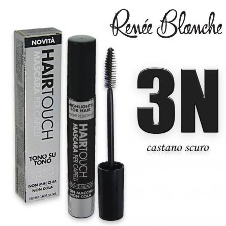 Hair touch mascara capelli 18 ml 3n