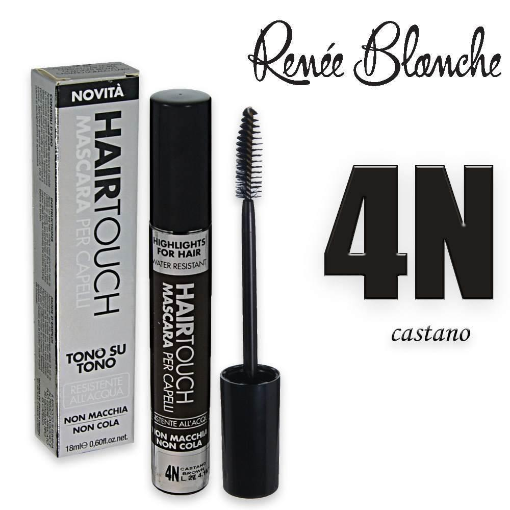Hair touch mascara capelli 18 ml 4n