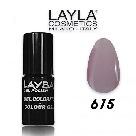 Layba 5 ml semipermanente n° 615