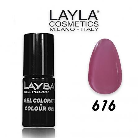 Layba 5 ml semipermanente n° 616