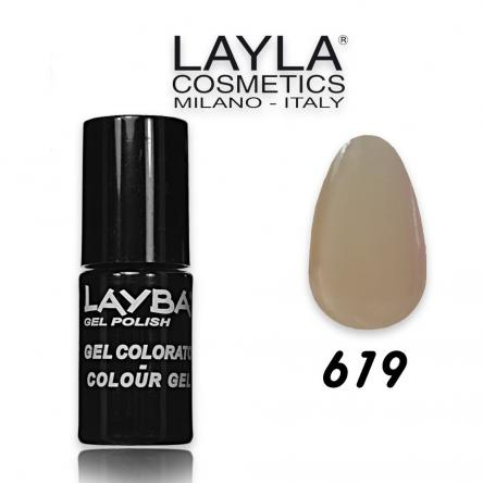 Layba 5 ml semipermanente n° 619