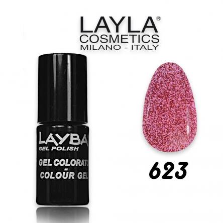 Layba 5 ml semipermanente n° 623