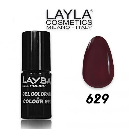 Layba 5 ml semipermanente n° 629