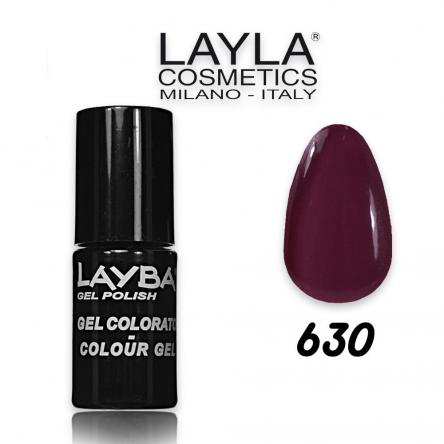 Layba 5 ml semipermanente n° 630