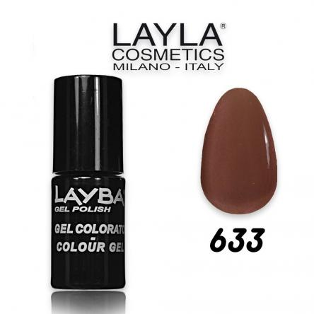 Layba 5 ml semipermanente n° 633
