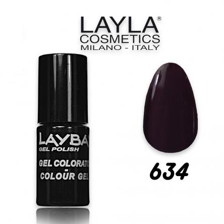 Layba 5 ml semipermanente n° 634