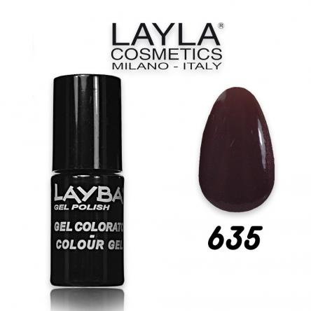 Layba 5 ml semipermanente n° 635