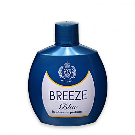 Breeze deo squeeze 100 ml blue