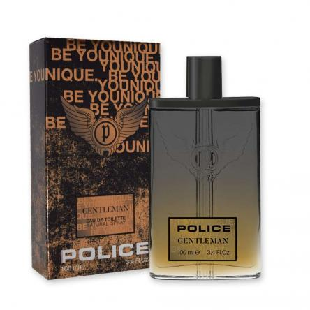 Police gentleman edt 100ml vapo