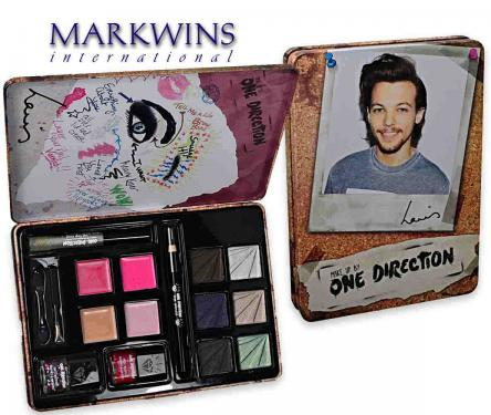 One direction louis make up set