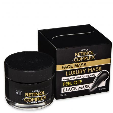 Retinol complex black luxury mask 50 ml