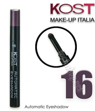 Automatic eyeshadow kost 16