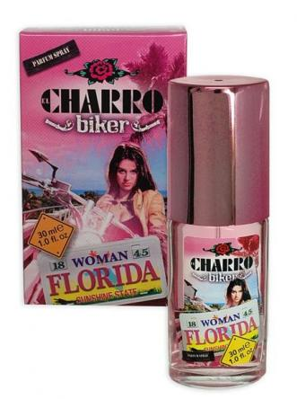 El charro biker florida edp 30 ml