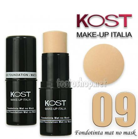 Fondotinta in stick mat no mask kost 09