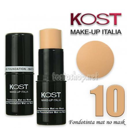 Fondotinta in stick mat no mask kost 10