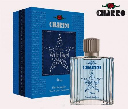 El charro wild night edp 30ml