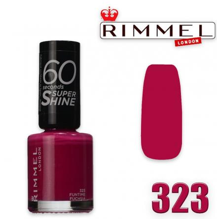 Rimmel smalto 60 seconds 323