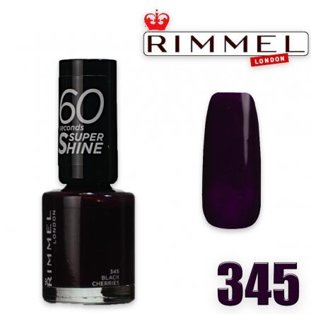 Rimmel smalto 60 seconds 345