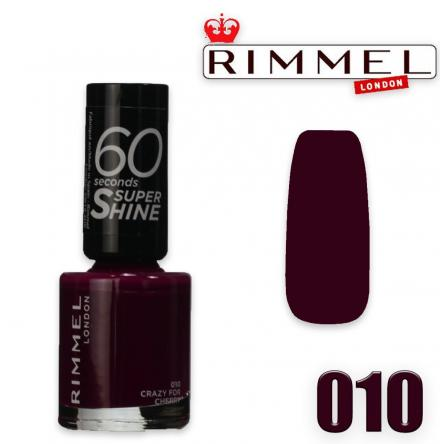 Rimmel smalto 60 seconds 010
