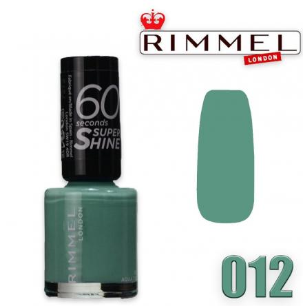 Rimmel smalto 60 seconds 012