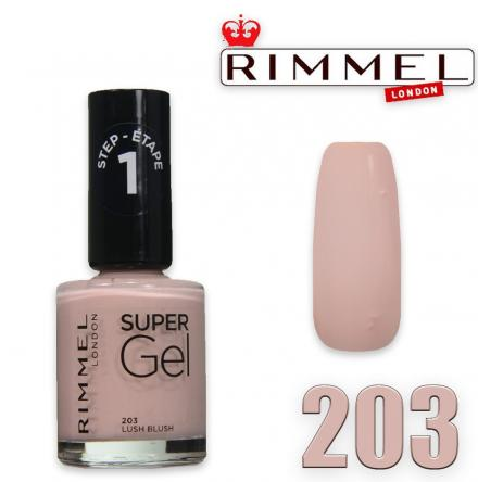 Rimmel smalto super gel 203
