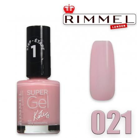 Rimmel smalto super gel 021