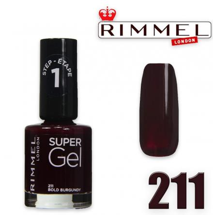 Rimmel smalto super gel 211