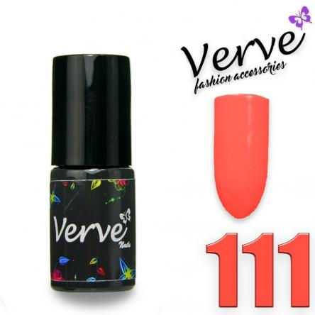 Verve nails smalto 6 ml one step 3 in 1 n. 111
