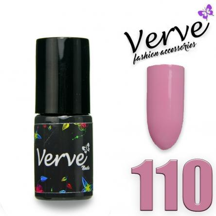 Verve nails smalto 6 ml one step 3 in 1 n. 110