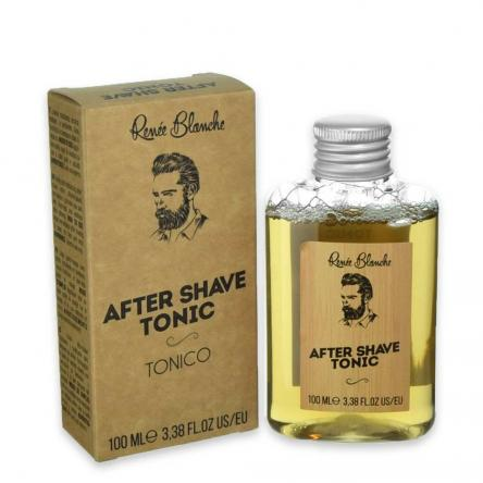 Men's grooming after shave tonic da barba 100 ml