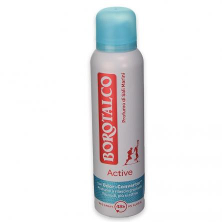 Borotalco deo spray 150 ml active blue