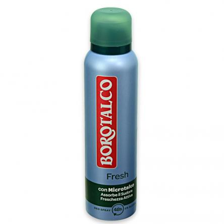 Borotalco deo spray 150 ml fresh